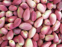 Fresh pistachios Royalty Free Stock Photo