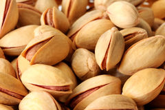 Fresh pistachios Stock Photos