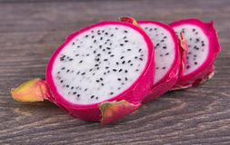 Fresh pitahaya Stock Images