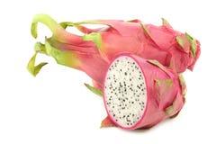Fresh pitaya fruit (Hylocereus undatus) Stock Images