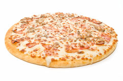 Fresh pizza Royalty Free Stock Photos