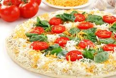Fresh Pizza Stock Image