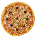 Fresh Pizza royalty free stock images