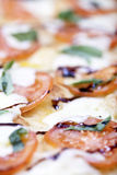 Fresh pizza Royalty Free Stock Image