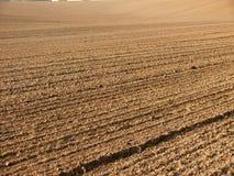 Fresh plough Royalty Free Stock Photo