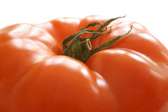 Fresh and plump beefsteak tomato Royalty Free Stock Image
