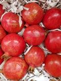 Fresh pomegranate fruit Royalty Free Stock Photography