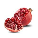 Fresh Pomegranate Fruit Stock Images