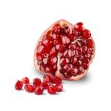 Fresh Pomegranate Fruit Stock Photography