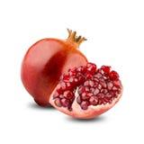 Fresh Pomegranate Fruit Royalty Free Stock Image