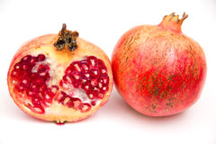 Fresh pomegranate Royalty Free Stock Image