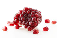 Fresh Pomegranate Stock Images