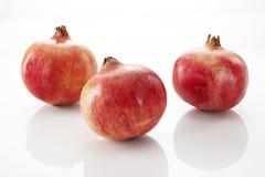 Fresh Pomegranate. Shot in studio Stock Photo