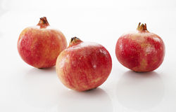 Fresh Pomegranate Stock Image