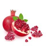 Fresh pomegranate Stock Photo