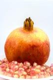 Fresh pomegranate Royalty Free Stock Images