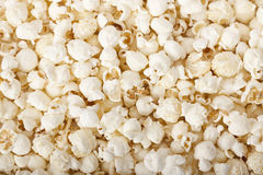 Fresh Popcorn. Pile of fresh popcorn filling the frame Stock Photography