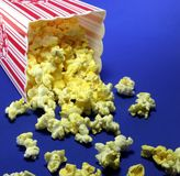 Fresh Popcorn stock image