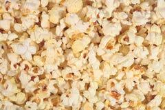 Fresh popcorn background Royalty Free Stock Images