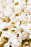 Fresh popcorn texture, shallow DOF Stock Photos