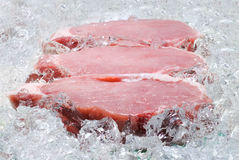 Fresh pork Stock Images