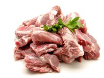 Fresh pork Royalty Free Stock Images