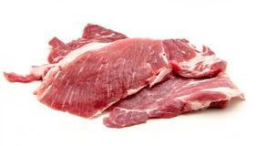 Fresh pork Stock Image