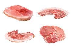 Fresh pork Royalty Free Stock Image