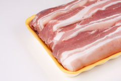 Fresh Pork Belly Royalty Free Stock Images