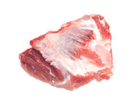 Fresh pork chop Royalty Free Stock Images