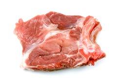 Fresh Pork Chop Ready For Cooking Stock Photos