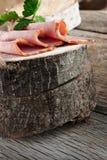 Fresh ham Royalty Free Stock Photos