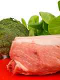 Fresh pork meat Stock Photography