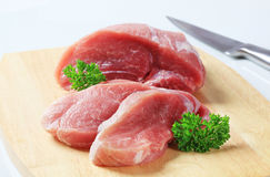 Fresh pork meat Stock Image