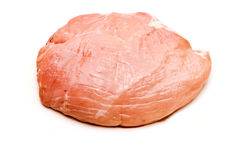 Fresh pork meat blade bone Royalty Free Stock Image