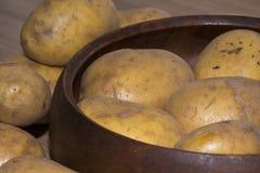 Fresh potato from the farmer #5 Royalty Free Stock Photo