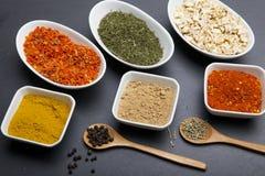 Fresh Powder spices Royalty Free Stock Photo