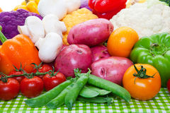 Fresh Produce Stock Photo