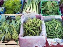Fresh Produce, Greek Street Market Royalty Free Stock Photography
