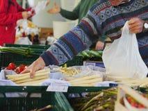 Fresh produce at the local farmer's  market. Stock Photography