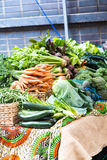 Fresh Produce at Local Market Stock Photos