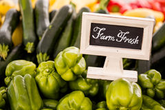 Fresh produce Royalty Free Stock Photos