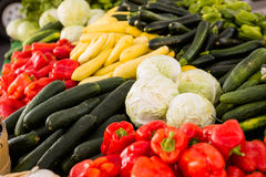 Fresh produce Stock Images
