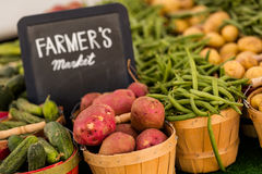 Fresh produce Stock Photography
