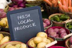 Fresh produce Stock Images