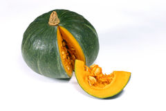 Fresh pumpkin Royalty Free Stock Photo