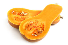 Fresh pumpkin Royalty Free Stock Photos