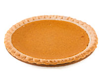 Fresh Pumpkin Pie Royalty Free Stock Image