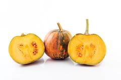 Fresh pumpkins Stock Photos