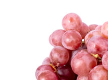 Fresh purple grape Royalty Free Stock Photo